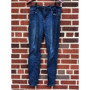 Buy 2 Get 1 Free: Gap Blue Jeans Regular Length